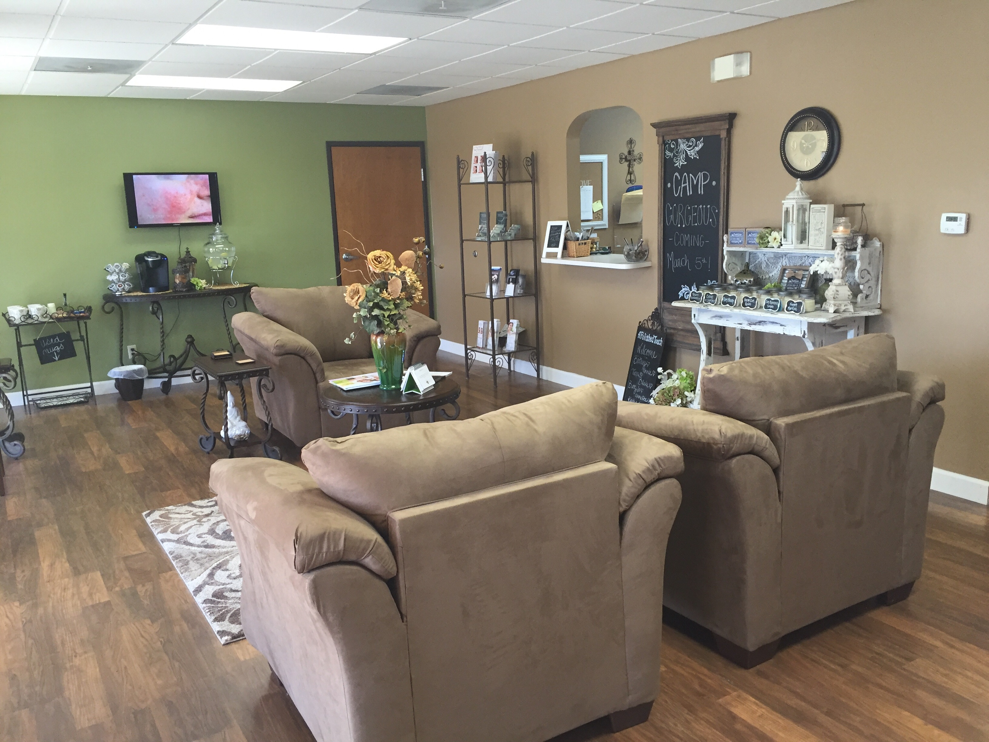 A Polished Touch Relaxation Medi Spa - Salon and Spa in Wimberley, TX